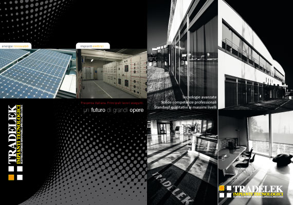Corporate Identity & web site